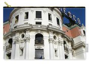 Hotel Negresco In Nice Carry-all Pouch