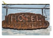 Hotel Pontotoc Carry-all Pouch