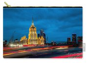 Hotel Radisson In Moscow Carry-all Pouch