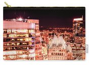 Hotel Vancouver And Sheraton Wall Center Carry-all Pouch