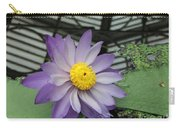 Hothouse Waterlily Carry-all Pouch