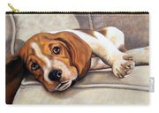 Hound Dog Carry-all Pouch