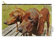 Hounds Carry-all Pouch