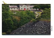 House By The Llyn Peris Carry-all Pouch