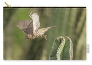 House Finch 0573 Carry-all Pouch