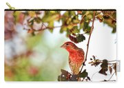 House Finch Hanging Around Carry-all Pouch