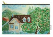 House In The Village Carry-all Pouch