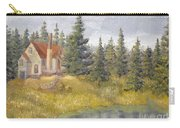 House In The Woods 2  Carry-all Pouch