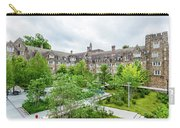 House N, House O And House P At Duke University Carry-all Pouch