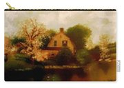 House Near The River. L B Carry-all Pouch