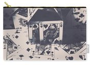 House Of Cards Carry-all Pouch