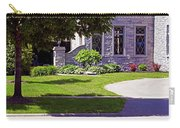 House On Wisconsin Avenue Carry-all Pouch