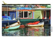 Houseboats 4 - Lake Union - Seattle Carry-all Pouch
