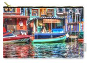 Houseboats - Lake Union - Seattle Carry-all Pouch