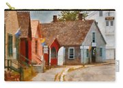 Houses - Maritime Village  Carry-all Pouch