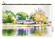 Houses By The Lake 1 Carry-all Pouch