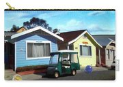 Houses In A Row Carry-all Pouch