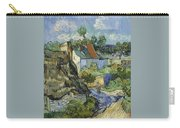 Houses In Auvers Carry-all Pouch