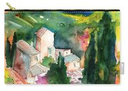 Houses In Montepulciano In Tuscany 01 Carry-all Pouch