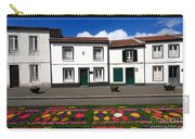 Houses In The Azores Carry-all Pouch