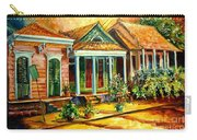 Houses In The Marigny Carry-all Pouch