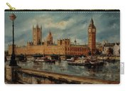 Houses  Of  Parliament  - London Carry-all Pouch