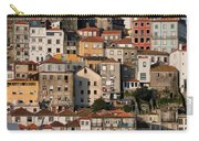 Houses Of Porto In Portugal Carry-all Pouch