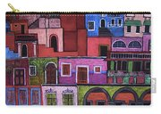 Houses Of San Miguel 2 Carry-all Pouch