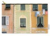 Houses, Portofino, Italy Carry-all Pouch