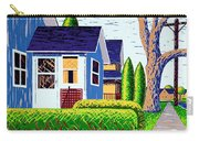 Houses Remastered Carry-all Pouch