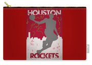 Houston Rockets Carry-all Pouch