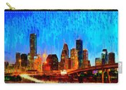 Houston Skyline 110 - Pa Carry-all Pouch