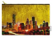 Houston Skyline 111 - Pa Carry-all Pouch