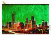 Houston Skyline 115 - Pa Carry-all Pouch