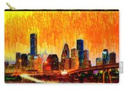 Houston Skyline 118 - Pa Carry-all Pouch