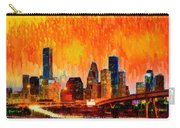 Houston Skyline 119 - Pa Carry-all Pouch