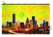 Houston Skyline 120 - Pa Carry-all Pouch