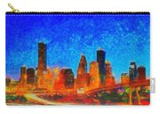 Houston Skyline 130 - Pa Carry-all Pouch