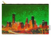 Houston Skyline 133 - Pa Carry-all Pouch