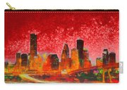 Houston Skyline 134 - Pa Carry-all Pouch
