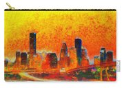 Houston Skyline 135 - Pa Carry-all Pouch