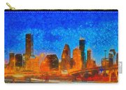 Houston Skyline 40 - Pa Carry-all Pouch