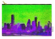 Houston Skyline 43 - Pa Carry-all Pouch