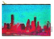 Houston Skyline 44 - Pa Carry-all Pouch