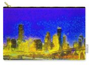 Houston Skyline 45 - Pa Carry-all Pouch