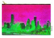 Houston Skyline 46 - Pa Carry-all Pouch