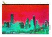 Houston Skyline 47 - Pa Carry-all Pouch