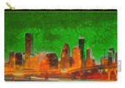 Houston Skyline 48 - Pa Carry-all Pouch