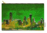 Houston Skyline 49 - Pa Carry-all Pouch