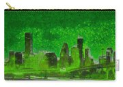 Houston Skyline 51 - Pa Carry-all Pouch